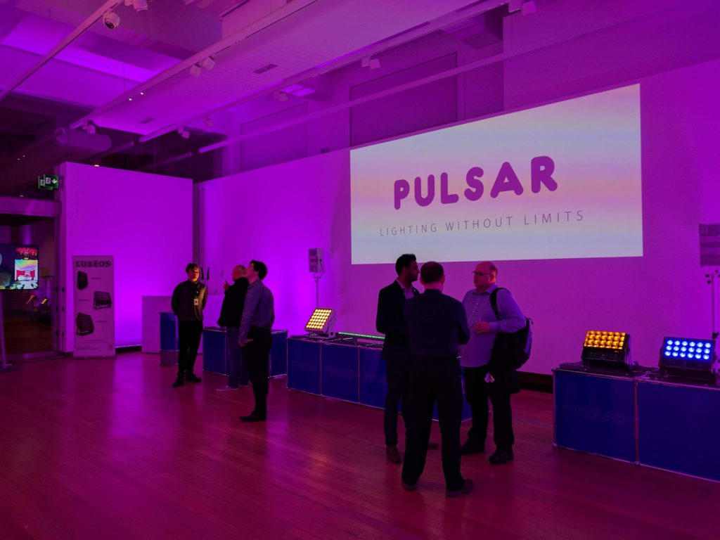 Pulsar Latest LED Lights