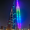 Bahrain World Trade Centre – Manama Bahrain Lighting Press Releases