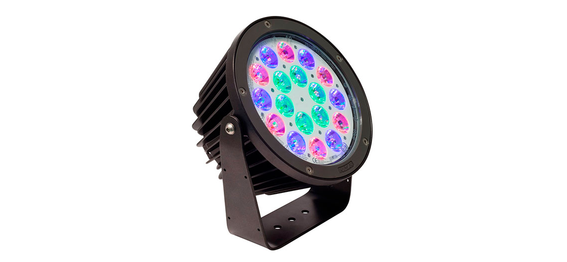 ChromaBeam Chroma Range Narrow Beam LED Spotlight Color