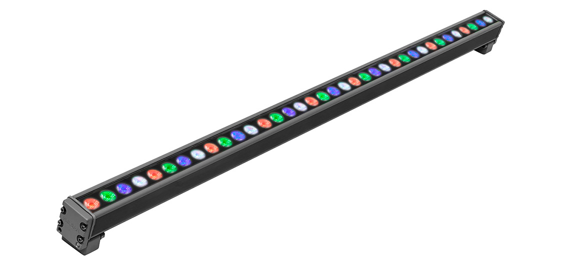 Luxeos Line Vivid Colour Outdoor LED Strip Lights